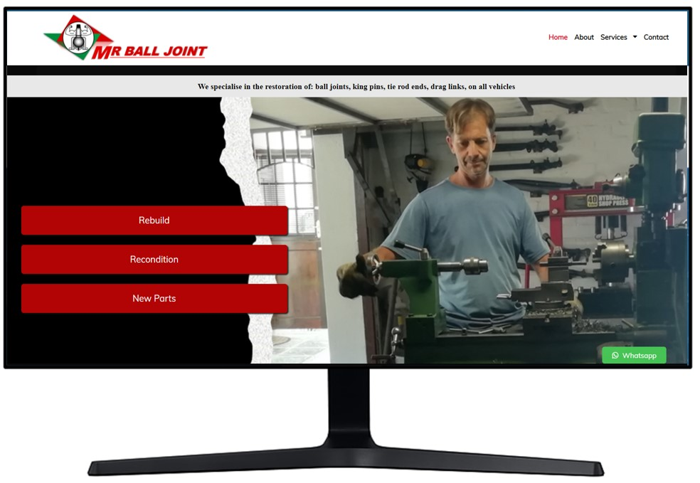 Mr Ball Joint
